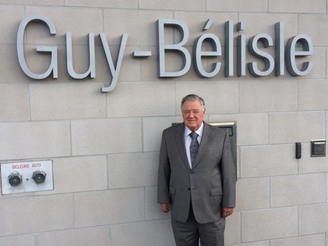 second souffle - guy belisle ex maire st eustache